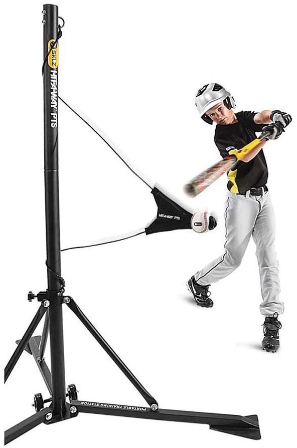 8be9243898c SKLZ Hit-A-Way PTS Portable Baseball Batting Trainer