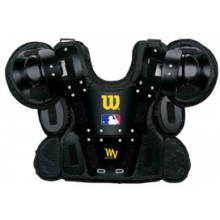 Wilson Pro Gold Umpire Chest Protector, WTA3210 BLA