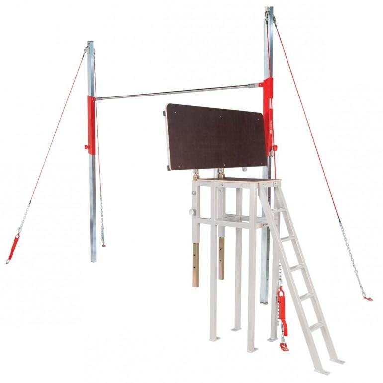Shown with the Spieth Trainer Platform (sku A57-403)