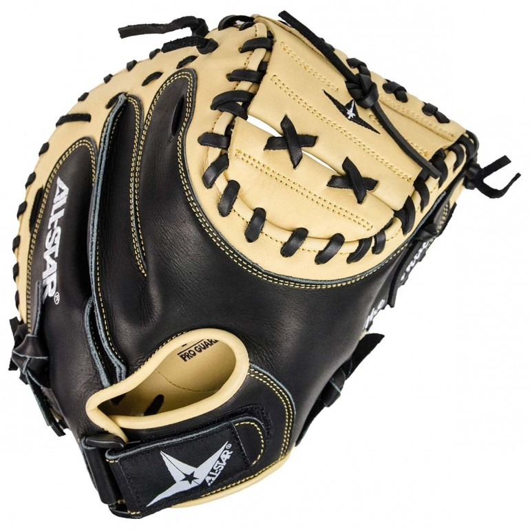 All Star Anvil Weighted Catchers Training Mitt 335