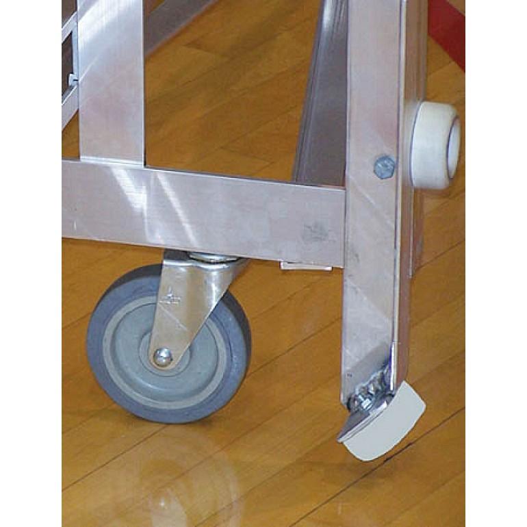 3 Row 9 Standard Tip Amp Roll Bleacher