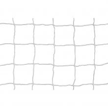 """Kwik Goal 6'7""""x9'10""""x0'x4', 3mm Futsal Goal Net, White"""