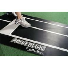 Club K Powerline Fastpitch Softball Pitching Mat