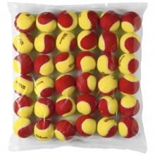 Wilson 36pk Starter Red Low Bounce Tennis Balls