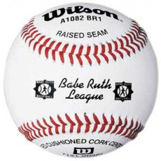 Wilson A1082BBR1 Babe Ruth Baseballs, dz