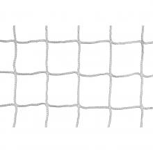 """Kwik Goal 6'7""""x9'10""""x2'5""""x3'5"""", 4mm Futsal Goal Net, White"""