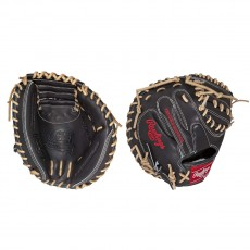 "Rawlings 33"" Pro Preferred Baseball Catcher's Mitt, PROSCM33B"