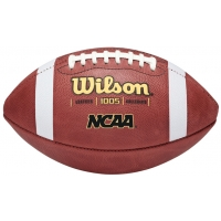 Wilson 1005 NCAA Official Leather Game Football