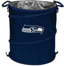 Seattle Seahawks NFL Collapsible 3-in-1 Hamper/Cooler/Trashcan