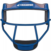 Champro Grill Softball Fielder's Facemask, ADULT