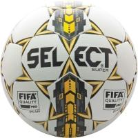 Select NJCAA Super Soccer Ball, White