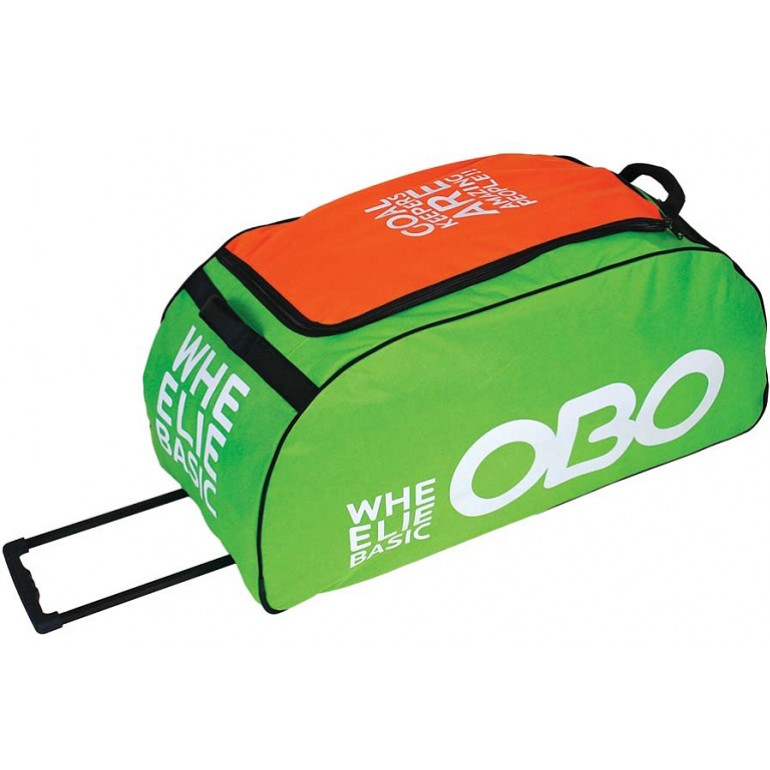 Obo Wheelie Basic Field Hockey Goalie Equipment Bag 37 Lx17 Wx17 H