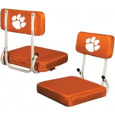 Hardback Stadium Bleacher Seat, Clemson University, Tigers