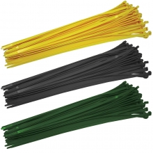 18'' Ties for Poly-Cap