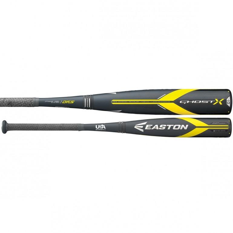 c33f840ba57 2018 Easton Ghost X -10 (2-5 8) USA Baseball Bat
