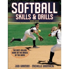 Softball Skills & Drills, Book, 2nd Edition