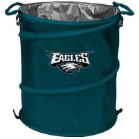 Philadelphia Eagles NFL Collapsible 3-in-1 Hamper/Cooler/Trashcan