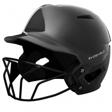 Evoshield XVT Luxe Fitted Batting Helmet w/ Softball Facemask