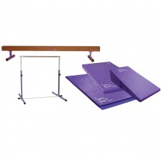 Spieth Simone Biles Preschool Club Gymnastics Package