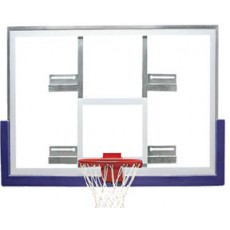Bison 42'' x 54'' Side Court Conversion Basketball Backboard, BA407C