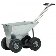 Champion 70lb Capacity Pro Line Field Marker w/ Pneumatic Wheels