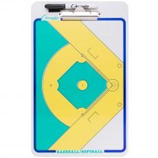 Champion Baseball / Softball Dry Erase Coaching Board, CBBA