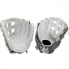 "Easton 12.75"" Ghost Fastpitch Outfield Softball Glove, GH1276FP"