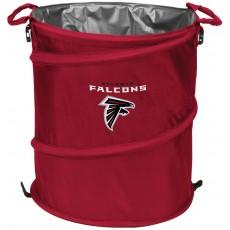 Atlanta Falcons NFL Collapsible 3-in-1 Hamper/Cooler/Trashcan