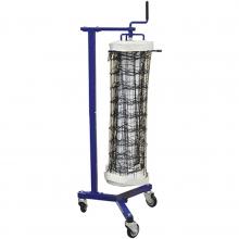 Jaypro SINGLE Volleyball Net Storage Cart, VNK11