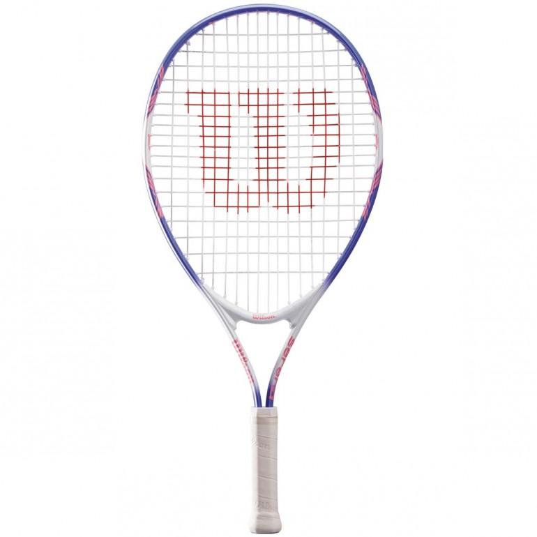 wilson serena 23 junior tennis racquet a67 518Day 8 Tennis Racquet Diagram #18