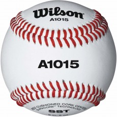 Wilson A1015BSST Official League Baseballs, dz w/NOCSAE