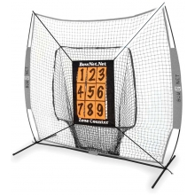 BOWNET Strike Zone Counter Pitching Aid