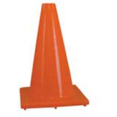 """Champro 6"""" Weighted Plastic Cone, A129V"""