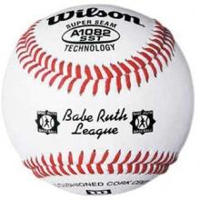 Wilson A1082BSST Babe Ruth Tournament Baseballs, dz