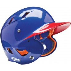 Schutt AiR-5.6 FITTED Standard Batting Helmet, 2-COLOR