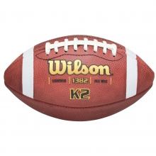 Wilson Pop Warner K2 under 10 Official Leather Football