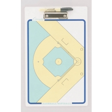 Champion Baseball / Softball Dry Erase Coaching Board, CBBA