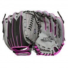 "Wilson 12"" Flash Youth Fastpitch Softball Glove. age 6-9"