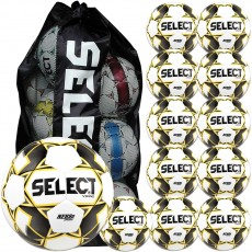 Select 12pk Viking Soccer Balls Package w/ Bag
