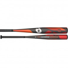 2018 DeMarini Uprising -10 (2-1/2) Youth USA Baseball Bat, WTDXUPL