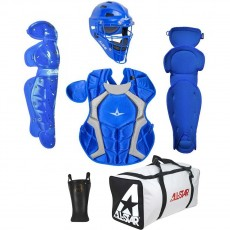 All Star Age 9-12 Youth Player's Series NOCSAE Catcher's Kit