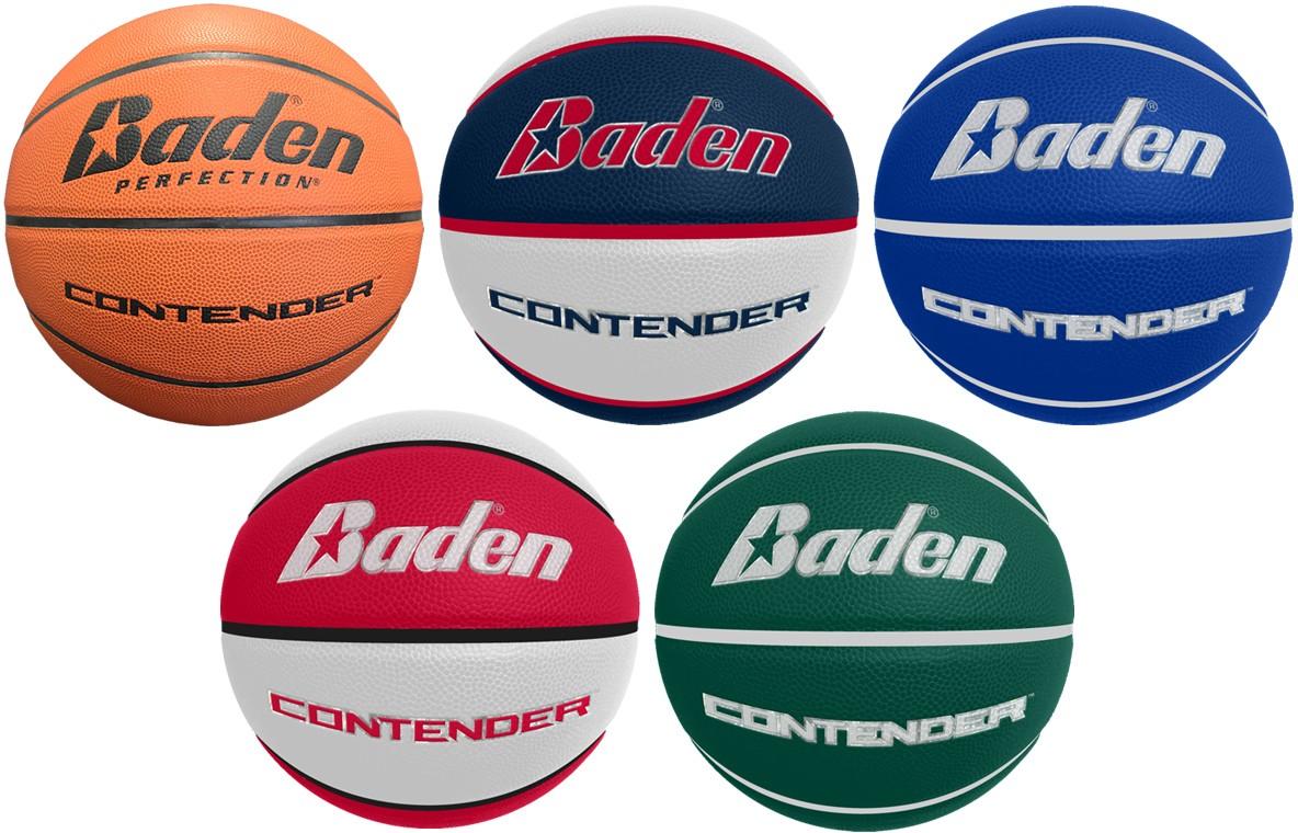 ba20b71dae9 Baden B301 Contender Composite Basketball, MEN'S, 29.5