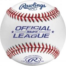 Rawlings ROLB1X Practice Baseballs, dz