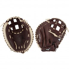 "Mizuno 34"" Franchise Fastpitch Catcher's Mitt, GXS90F3"