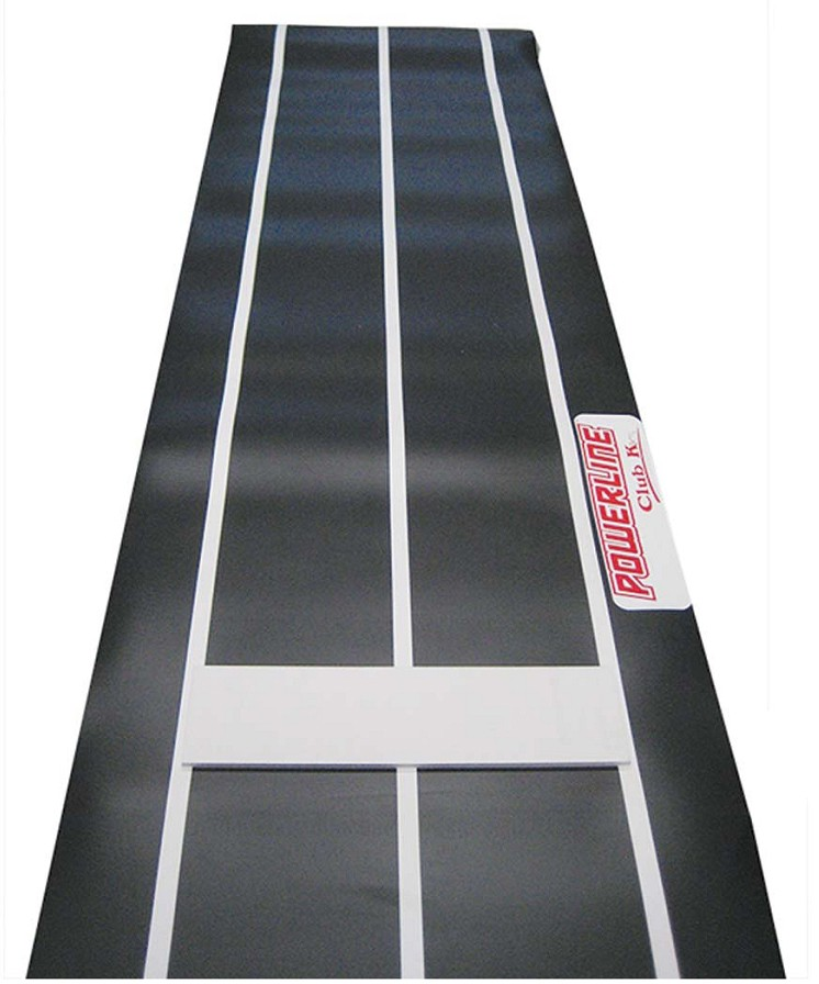 Club K Powerline Fastpitch Softball Pitching Mat A34 973