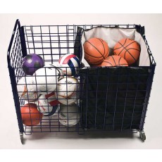 Jaypro Ball Cart and Bag for GermNinja