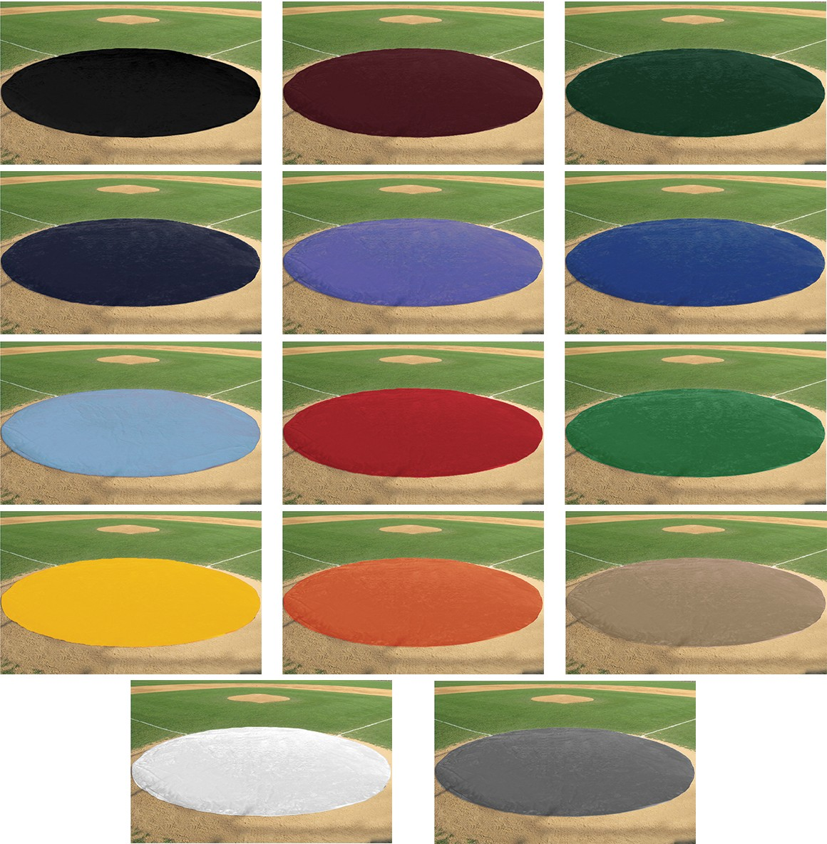 Fieldsaver 30 Diameter Home Plate Cover Vinyl A15 734