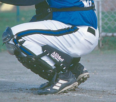 Gymnastics Equipment For Sale >> Easton Baseball/Softball Catcher Knee Savers, YOUTH