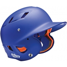 Schutt AiR-5.6 FITTED Standard Batting Helmet, MATTE