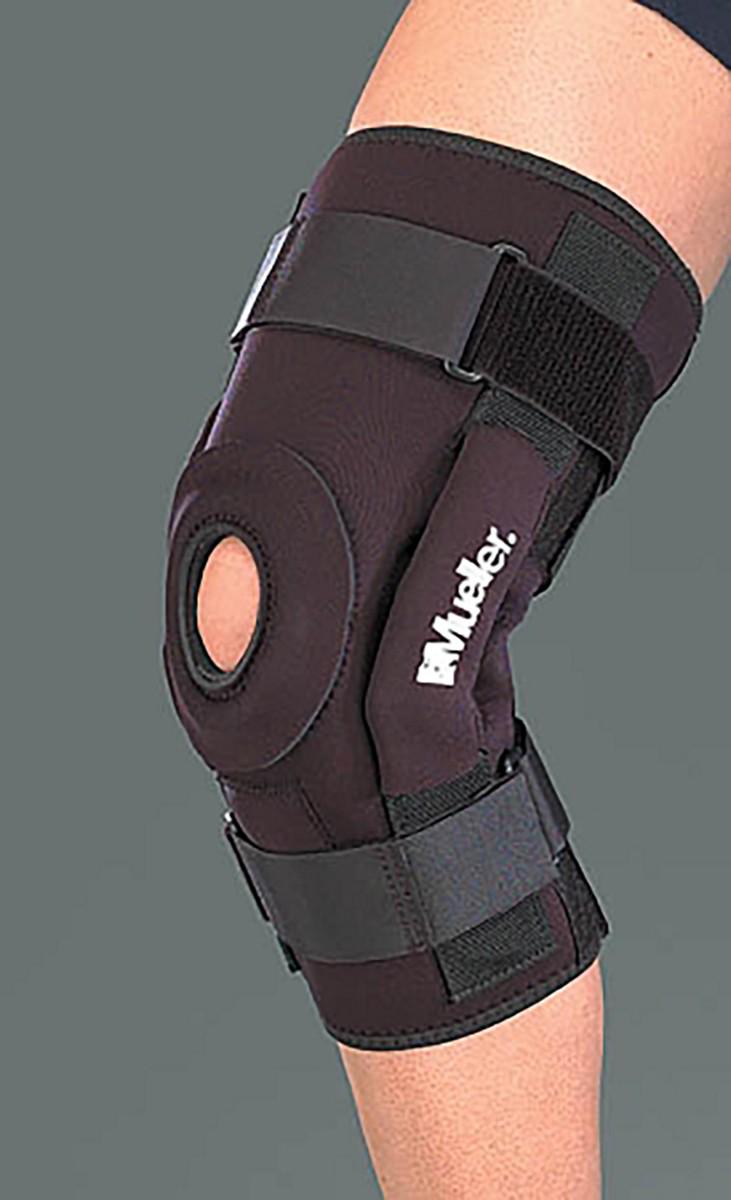 Mueller B5333 Hinged Knee Brace Deluxe A73 480